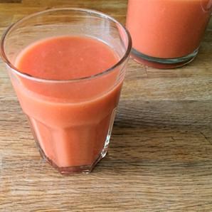El Gazpacho, una sopa refrescante