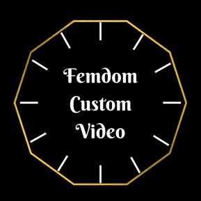 Femdom Custom Video