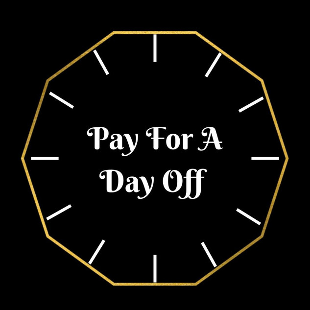 Pay for a Day Off