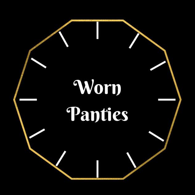 Worn Panties