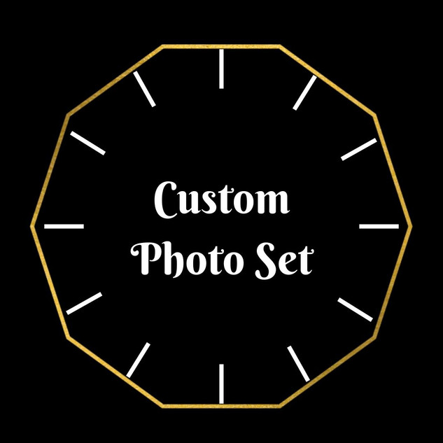 Custom Photo Set