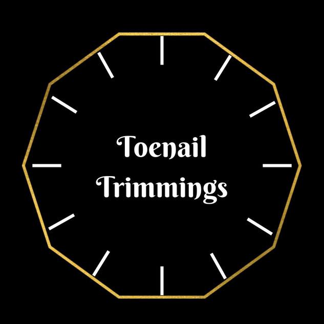 Toenail Trimmings