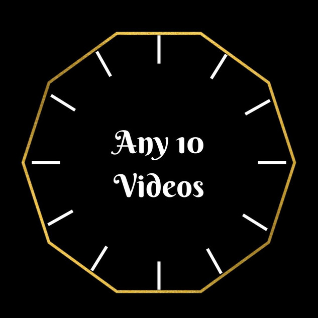 Any 10 Videos