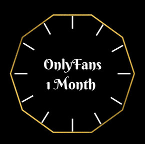 OnlyFans 1 Month