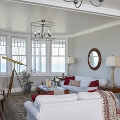 Turret living room