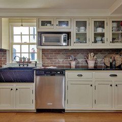 Early 19th C kitchen