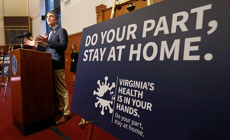 Latino And African American Activists Say It's 'Way Too Early' To Reopen Virginia
