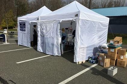 Updated: MedStar opens drive-thru coronavirus testing site in Bethesda