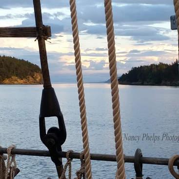 Rigging Islands San Juans
