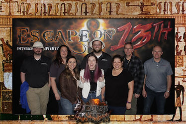 escape rooms for large groups photo