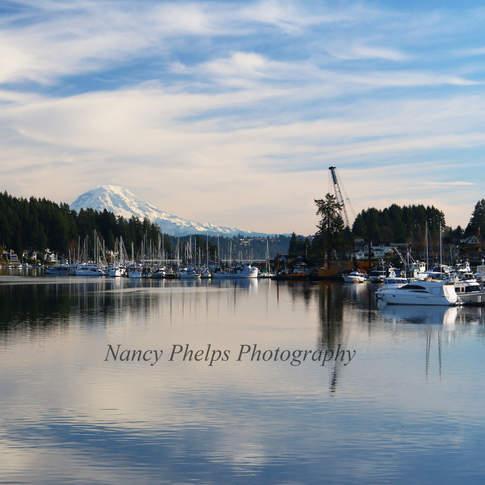 Gig Harbor_Mt. Raineir