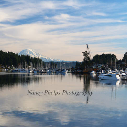 Gig Harbor_Mt. Raineir