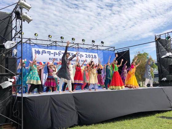 Bollywood Dance/ボリウッドダンス【インド】