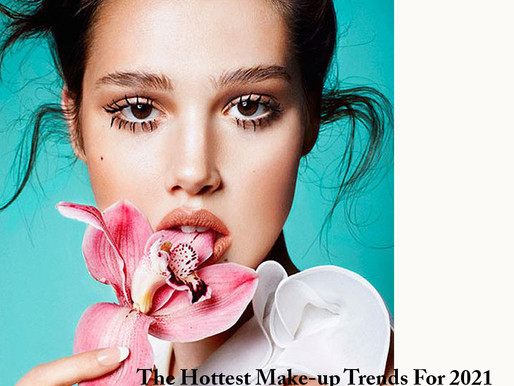 The makeup trends that are sure to make a mark in 2021