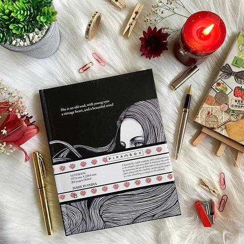 Notebook - La Magnifique Femme