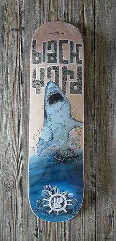 Board - Fat Tail - Ghostshark