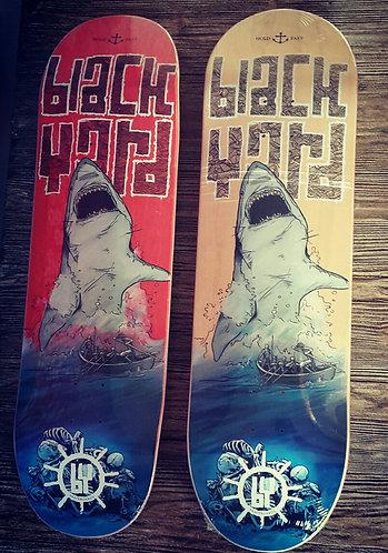 Board - Classic Pop - Ghost Shark