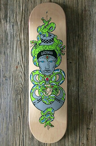 Board - Classic Pop - Medusa Grabowski guest model