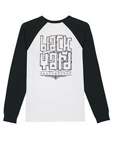 Long sleeve Shirt Classic Logo / black & white