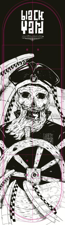 Skull Captain artist edition