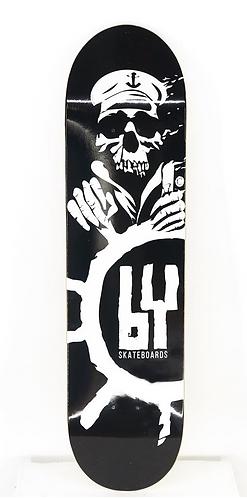 Board - Classic Pop - Skull Captain