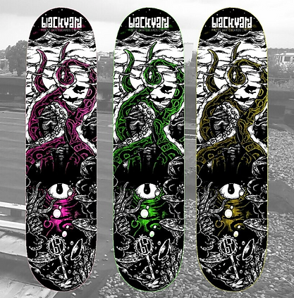 the return of the octo. new graphic coming soon