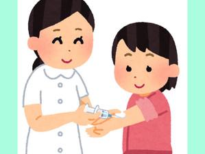 コロナワクチン接種後☆