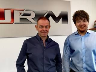 ANDREW MILLER AND GRAHAM PREW BOOST JRM STAFF PROFILE