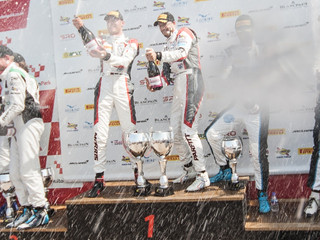 JRM RACING VICTORY IN THE FIRST ROUND OF THE BRITISH GT CHAMPIONSHIP