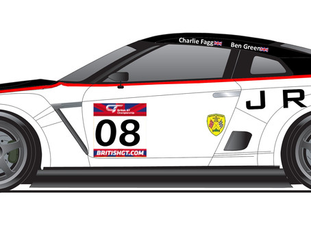 JRM announces Nissan GT-R NISMO GT3 entry with impressive young drivers