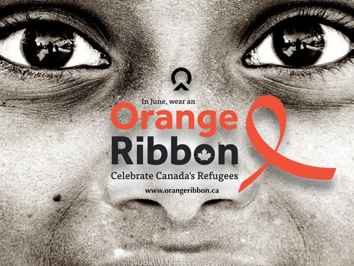 Orange Ribbon Campaign - A Family Comes Home