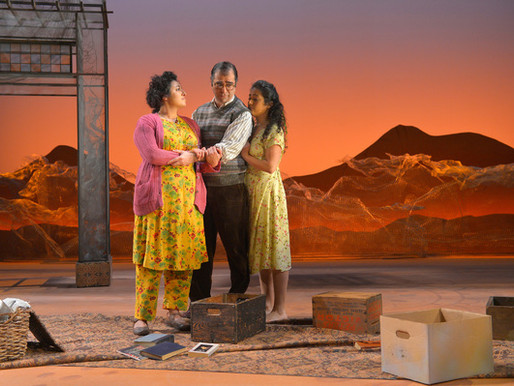CFN Attends Opening Night of Theatre Calgary's A Thousand Splendid Suns