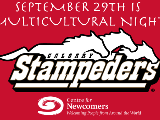 CFN to Attend Calgary Stampeder's Multicultural Night