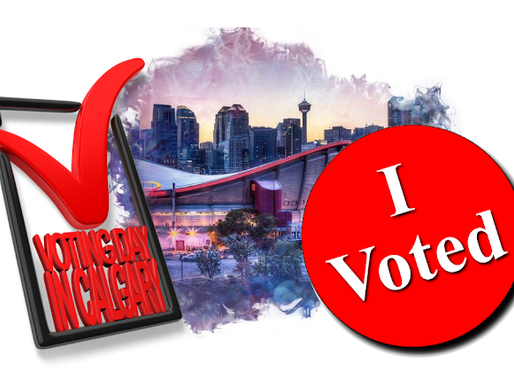 Time To Vote Calgary