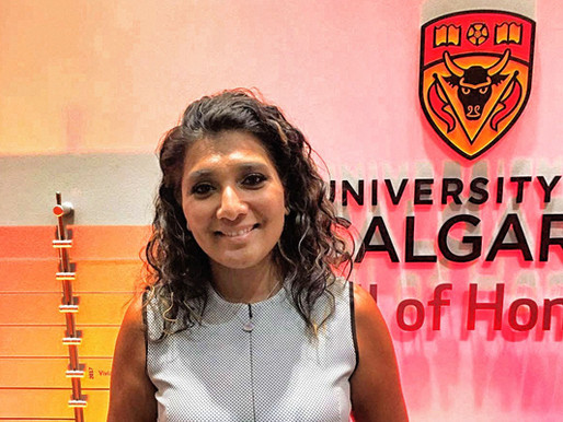 CFN CEO Receives University of Calgary Alumni Award