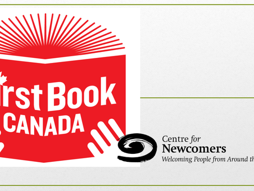 First Book Canada donates 300+ Books to CFN Library