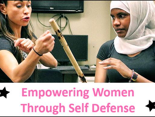 Women's Self Defense Classes are Back @ CFN