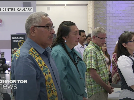 Indigenous Education for Newcomers a Great Success