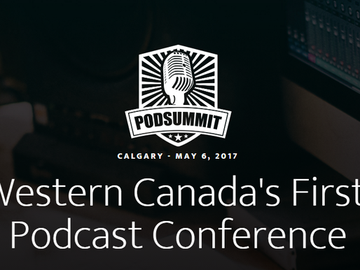CFN Podcast Centre - Social Media Breakfast and Podcast Conference 2017