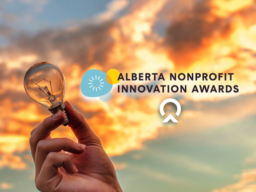 CFN Announced as Finalist for Alberta Nonprofit Innovation Awards