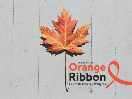 Orange Ribbon Campaign - Celebrating Refugees: Maryam Monsef
