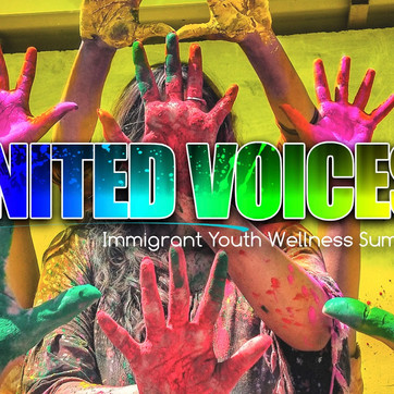 CFN to Sponsor United Voices: Immigrant Youth Wellness Summit
