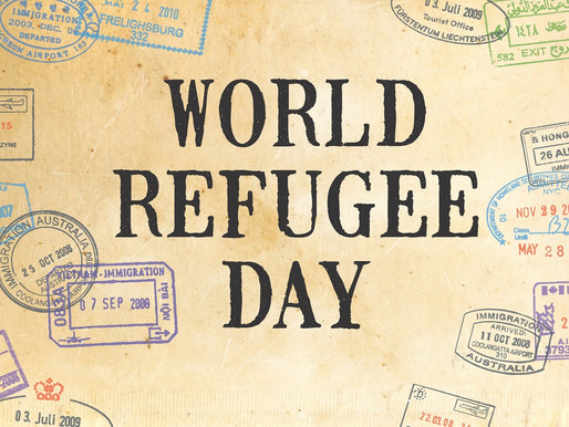 Orange Ribbon Campaign - A History of Refugee Day