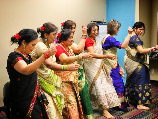 Bihu Festival @ CFN