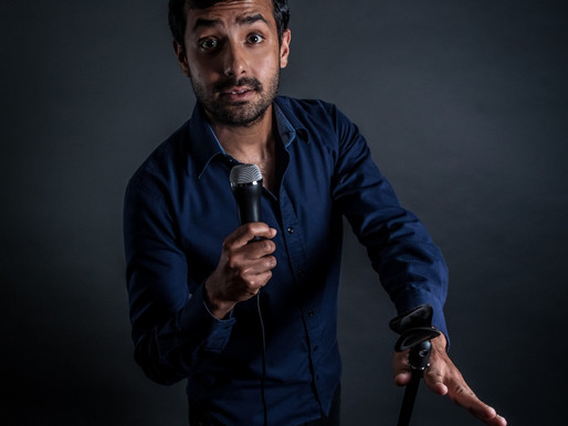 Noor Kidwai @ CFN 2017 Fundraiser - The Art Of Comedy