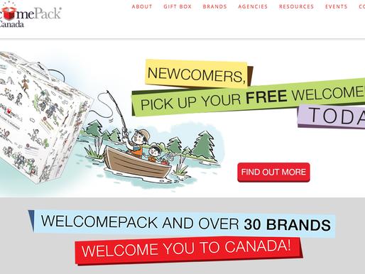 WelcomePack Canada @ CFN