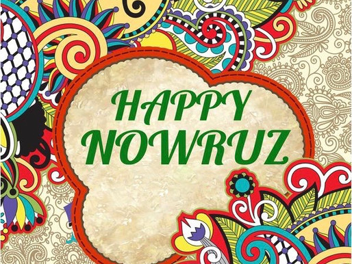 Happy Nowruz from CFN