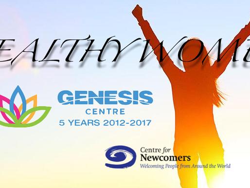 Healthy Women @ Genesis Centre & CFN