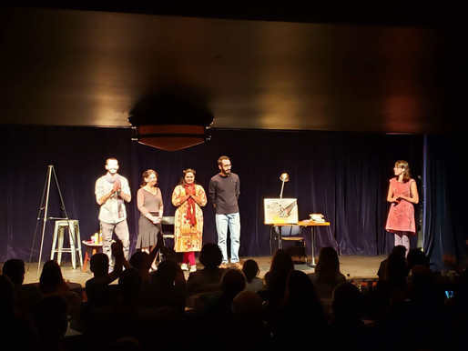 CFN & Downstage: Theatre Community Connections for Newcomers