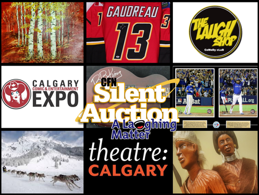 Silent Auction @ CFNs March 4th Fundraiser Loaded with Amazing Items
